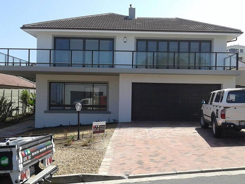 Blouberg house after