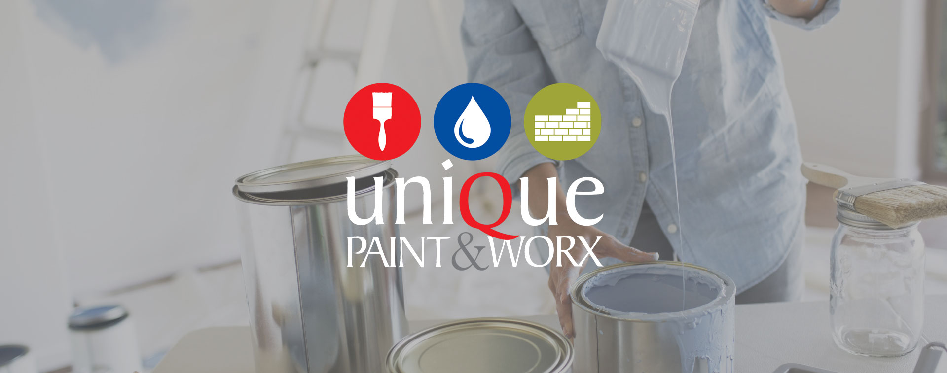 Unique Paintworx banner
